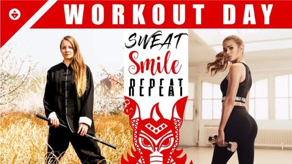 Pamela rf full body workout