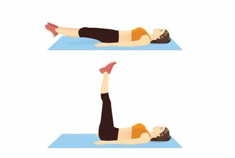 strong core exercise