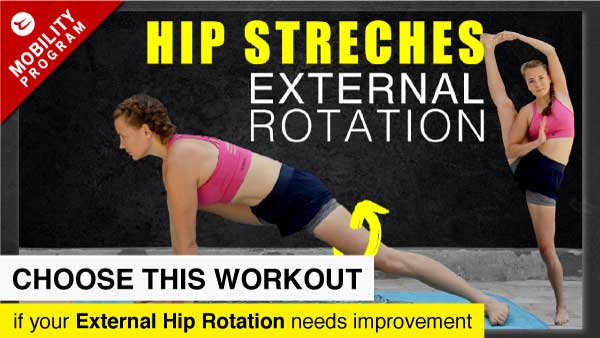 hip mobility exercises