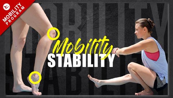 Calves flexibility exercises