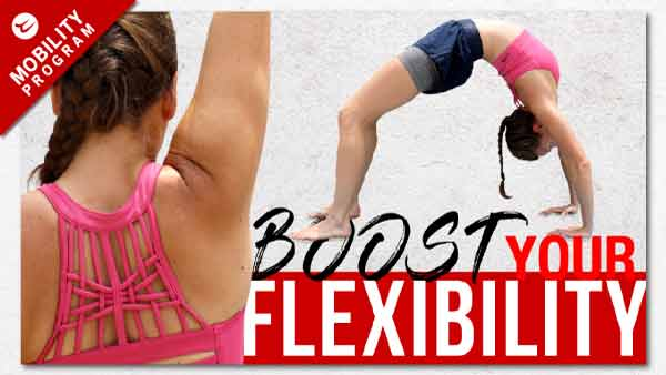 Mobility exercises for flexibility