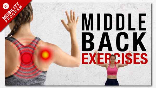 Middle Back Mobility