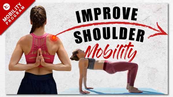 Improve shoulder mobility