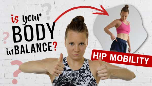 Tests for hip mobility