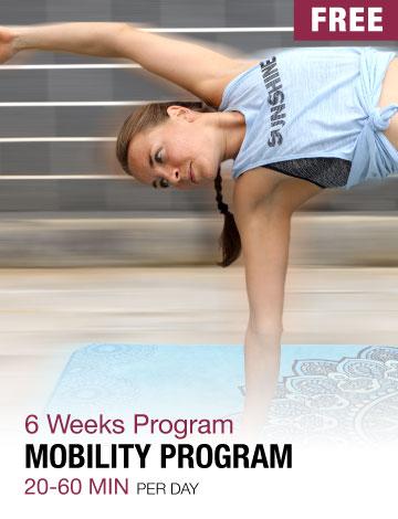 free mobility workout program