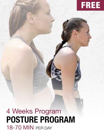 free posture workouts