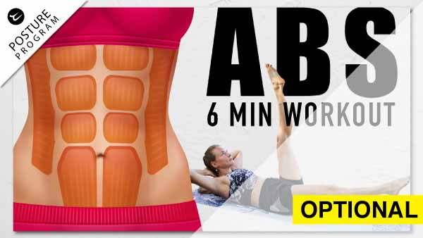 core and abs routine
